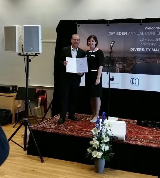 EDEN Award